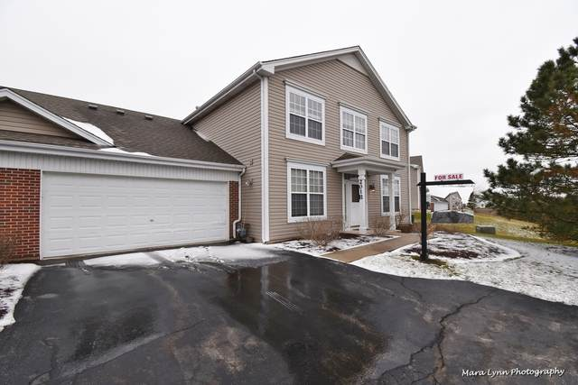 201 Belle Vue Court B, Sugar Grove, IL 60554 (MLS #11021832) :: RE/MAX IMPACT