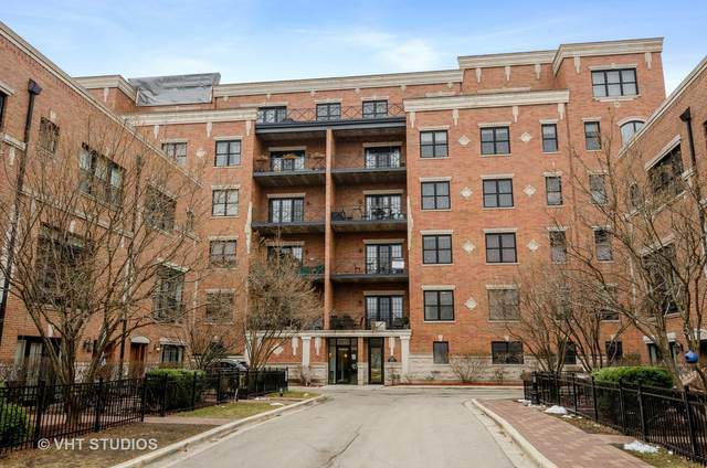 2811 N Bell Avenue #208, Chicago, IL 60618 (MLS #11022042) :: Touchstone Group
