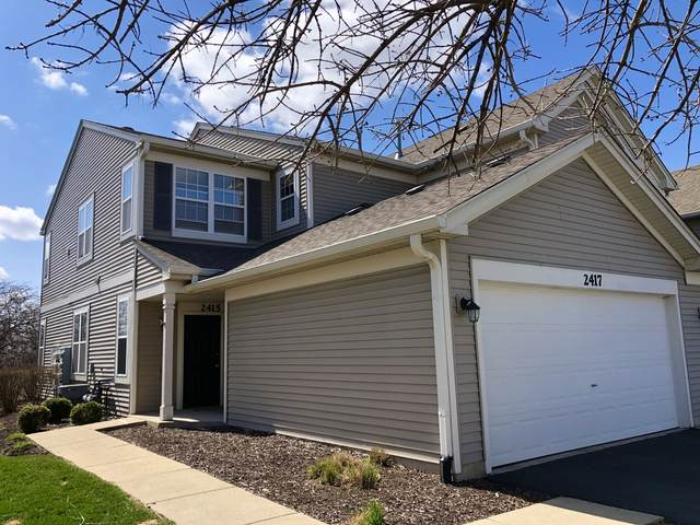 2417 Golf Ridge Circle #2417, Naperville, IL 60563 (MLS #11022062) :: RE/MAX IMPACT
