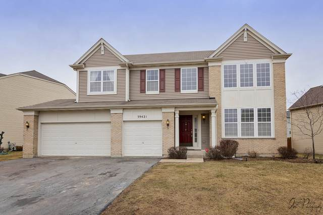 39421 Castleford Lane, Beach Park, IL 60083 (MLS #11022467) :: The Dena Furlow Team - Keller Williams Realty
