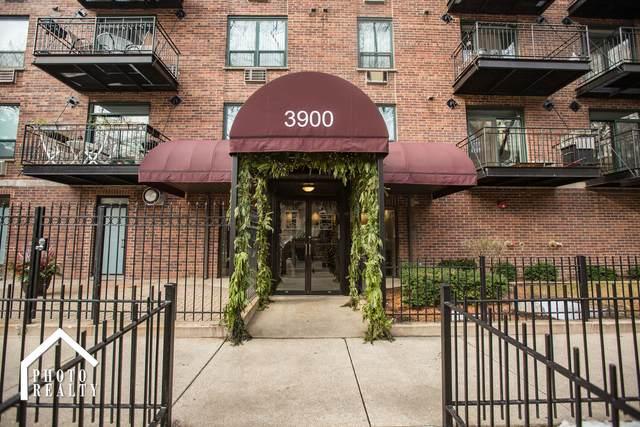 3900 N Pine Grove Avenue #305, Chicago, IL 60613 (MLS #11022495) :: The Spaniak Team