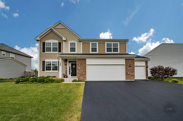 280 Willington Way, Oswego, IL 60543 (MLS #11022586) :: O'Neil Property Group