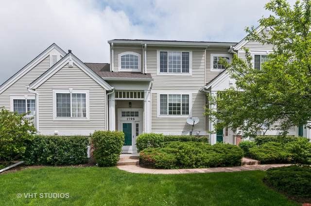 1796 Concord Drive #0, Glendale Heights, IL 60139 (MLS #11022610) :: The Spaniak Team