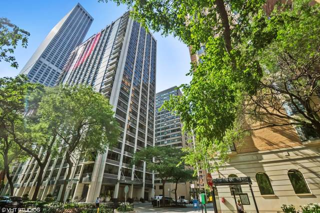 222 E Pearson Street #2201, Chicago, IL 60611 (MLS #11022778) :: Helen Oliveri Real Estate
