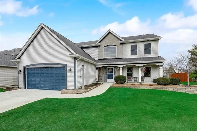 161 S Palmer Drive, Bolingbrook, IL 60490 (MLS #11022870) :: Helen Oliveri Real Estate