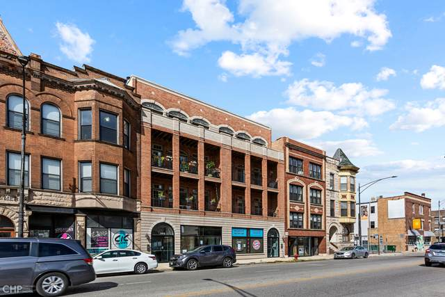 1416 W Irving Park Road 4W, Chicago, IL 60613 (MLS #11023165) :: Littlefield Group
