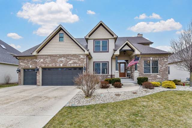 377 Andover Drive, Oswego, IL 60543 (MLS #11023259) :: O'Neil Property Group