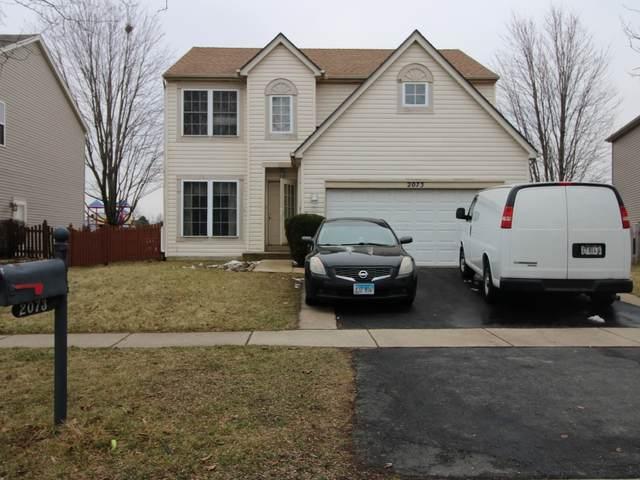 2073 Kentland Drive, Romeoville, IL 60446 (MLS #11023295) :: Helen Oliveri Real Estate