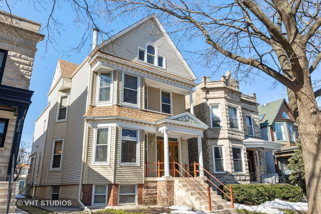 3822 N Seeley Avenue, Chicago, IL 60618 (MLS #11023420) :: John Lyons Real Estate