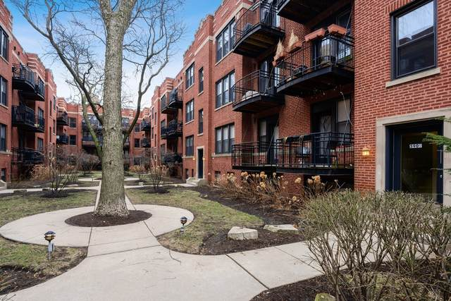 5909 N Paulina Street #3, Chicago, IL 60660 (MLS #11023539) :: Helen Oliveri Real Estate