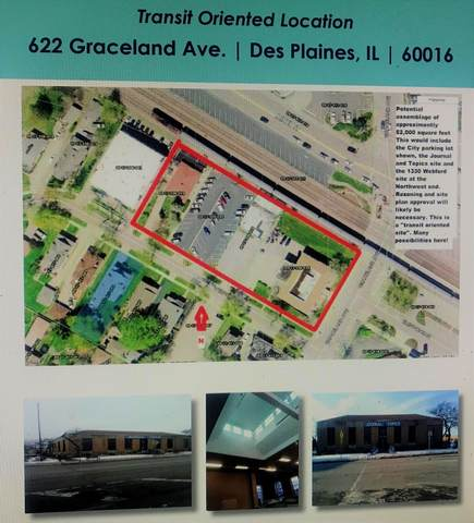 622 Graceland Avenue, Des Plaines, IL 60016 (MLS #11023614) :: Helen Oliveri Real Estate