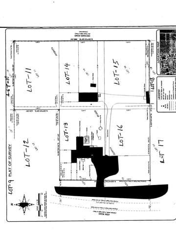 LOT #16 Kirk Road, Geneva, IL 60134 (MLS #11023796) :: The Dena Furlow Team - Keller Williams Realty