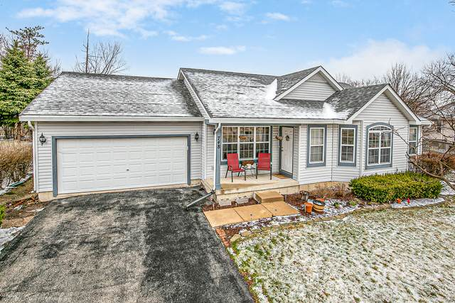 748 Hemlock Lane, Lockport, IL 60441 (MLS #11023838) :: Helen Oliveri Real Estate