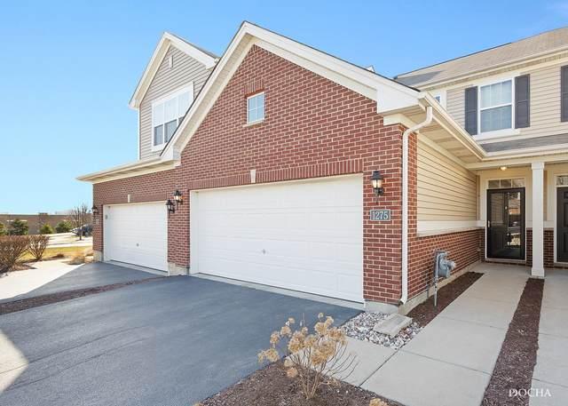 1275 Church Court #1275, Aurora, IL 60502 (MLS #11023883) :: Carolyn and Hillary Homes