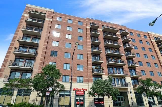 4848 N Sheridan Road #707, Chicago, IL 60640 (MLS #11023910) :: Helen Oliveri Real Estate