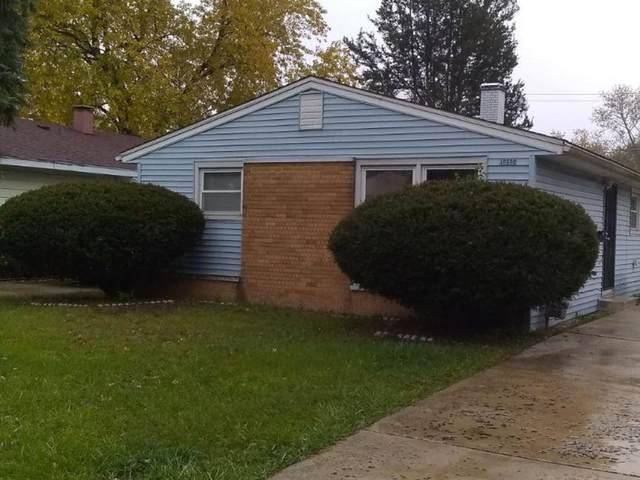 16560 Honore Avenue, Markham, IL 60428 (MLS #11023999) :: The Perotti Group