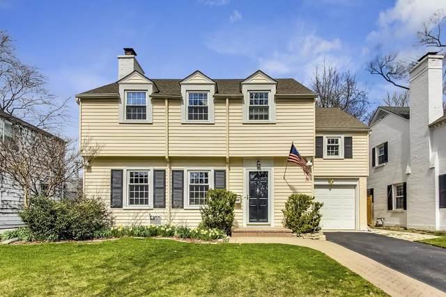 2144 Thornwood Avenue, Wilmette, IL 60091 (MLS #11024186) :: Helen Oliveri Real Estate