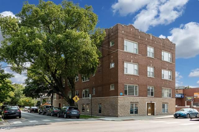 2755 W Melrose Street G, Chicago, IL 60618 (MLS #11024317) :: Littlefield Group
