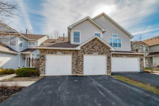 2134 Fulham Drive #2134, Naperville, IL 60564 (MLS #11024452) :: Littlefield Group