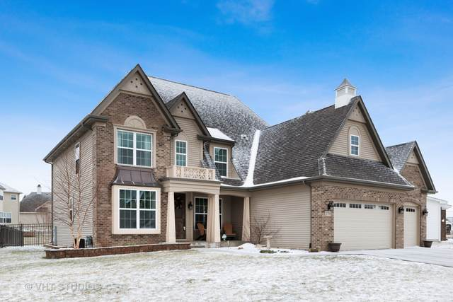21354 Willow Pass, Shorewood, IL 60404 (MLS #11024596) :: Helen Oliveri Real Estate