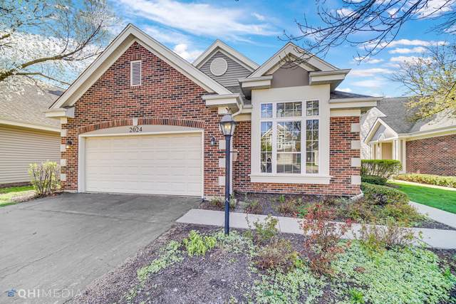 2024 N Dunhill Court N, Arlington Heights, IL 60004 (MLS #11024705) :: Helen Oliveri Real Estate