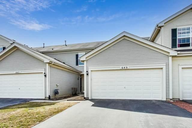 649 W Kristina Lane, Round Lake, IL 60073 (MLS #11024731) :: RE/MAX IMPACT