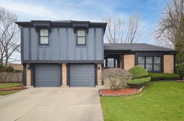 13 Newtown Court E, Buffalo Grove, IL 60089 (MLS #11024938) :: Helen Oliveri Real Estate