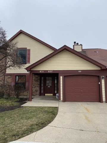 837 Weidner Court S #0, Buffalo Grove, IL 60089 (MLS #11025072) :: Helen Oliveri Real Estate