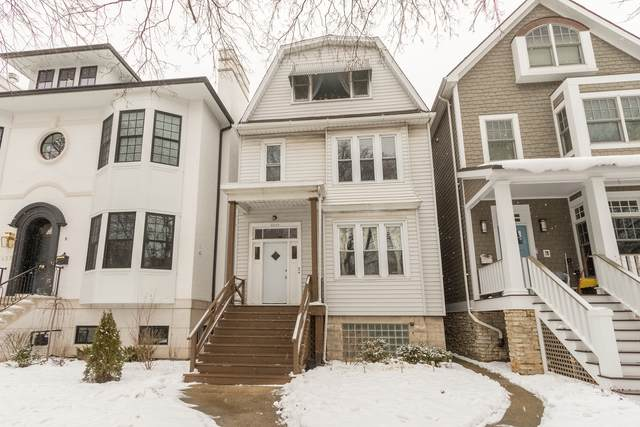 2453 N Burling Street, Chicago, IL 60614 (MLS #11025287) :: Touchstone Group