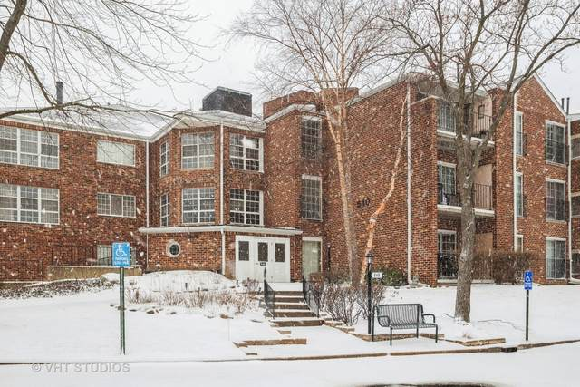 540 Biesterfield Road B121, Elk Grove Village, IL 60007 (MLS #11025433) :: Littlefield Group