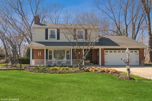 618 S Edgewood Avenue, Mount Prospect, IL 60056 (MLS #11025453) :: Helen Oliveri Real Estate