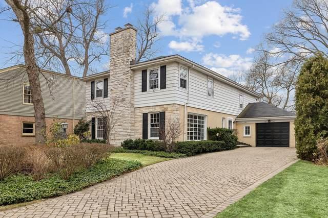 921 Pontiac Road, Wilmette, IL 60091 (MLS #11025495) :: Helen Oliveri Real Estate