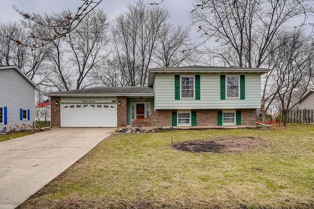 2014 Briarcliffe Boulevard, Wheaton, IL 60189 (MLS #11025532) :: The Spaniak Team