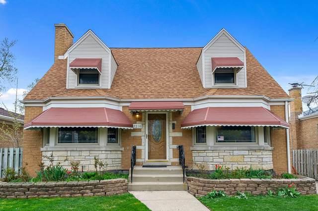 7216 W Oakton Street, Niles, IL 60714 (MLS #11025602) :: Helen Oliveri Real Estate