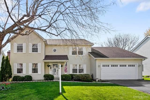 1528 E Bailey Road, Naperville, IL 60565 (MLS #11025689) :: John Lyons Real Estate