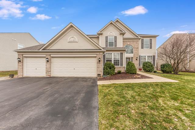 2 Firethorn Court, Bolingbrook, IL 60490 (MLS #11025839) :: Helen Oliveri Real Estate