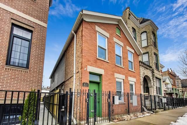 1633 W Superior Street, Chicago, IL 60622 (MLS #11025877) :: The Dena Furlow Team - Keller Williams Realty