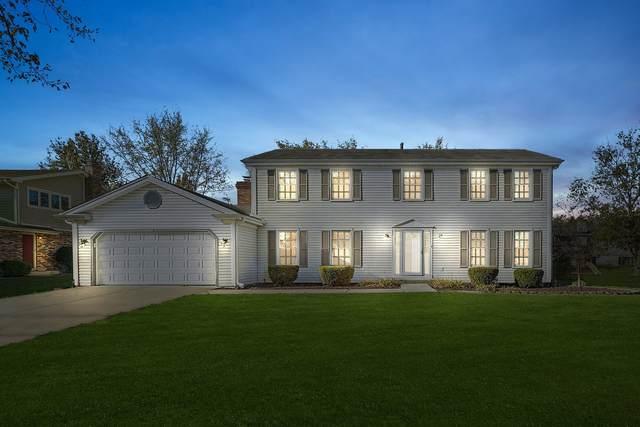 3114 Bonnie Brae Cres, Flossmoor, IL 60422 (MLS #11025881) :: Helen Oliveri Real Estate