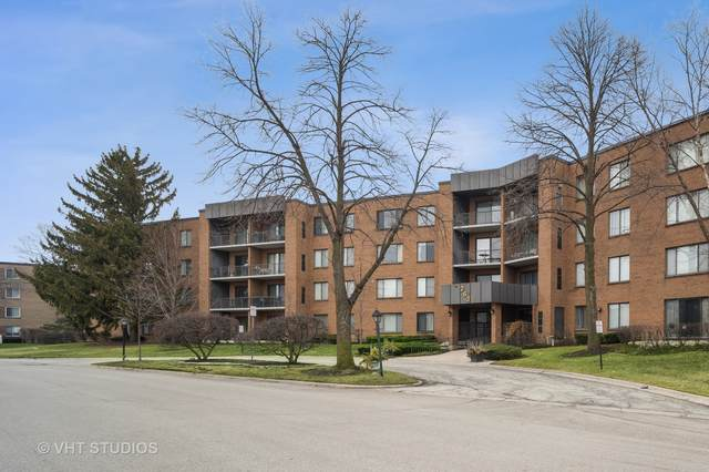 263 S Clubhouse Drive #407, Palatine, IL 60074 (MLS #11025906) :: The Dena Furlow Team - Keller Williams Realty