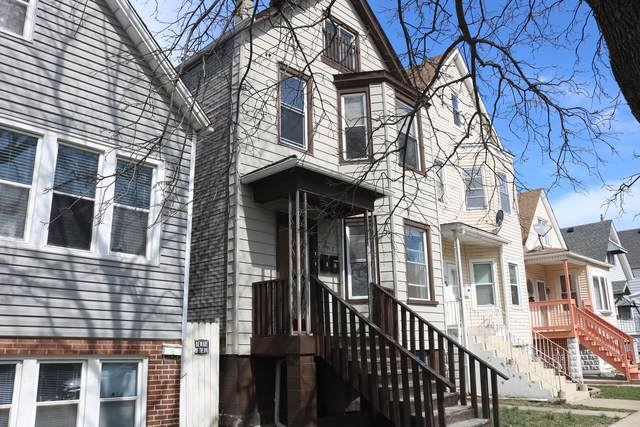 4918 W 29TH Place, Cicero, IL 60804 (MLS #11025956) :: The Perotti Group