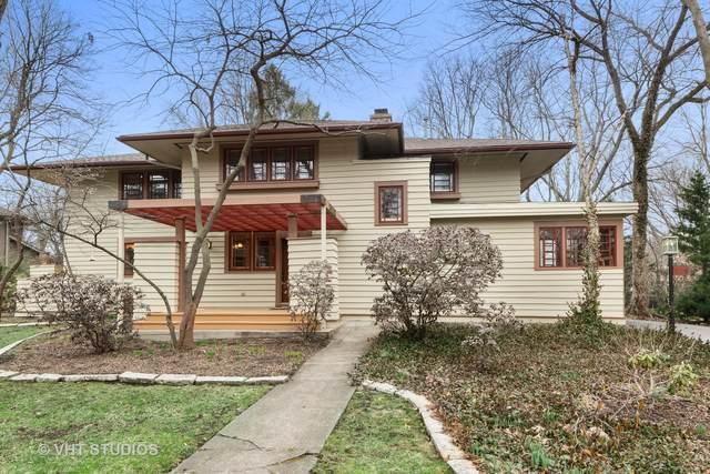 1136 Brassie Avenue, Flossmoor, IL 60422 (MLS #11026094) :: The Dena Furlow Team - Keller Williams Realty