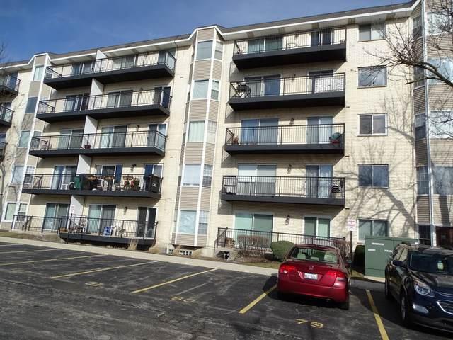 8640 Waukegan Road #427, Morton Grove, IL 60053 (MLS #11026105) :: Littlefield Group