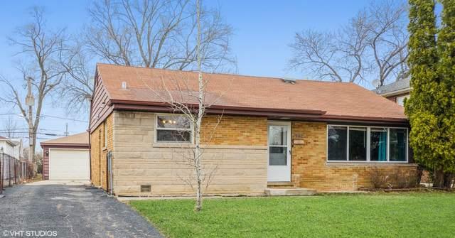 7442 Davis Street, Morton Grove, IL 60053 (MLS #11026305) :: Helen Oliveri Real Estate