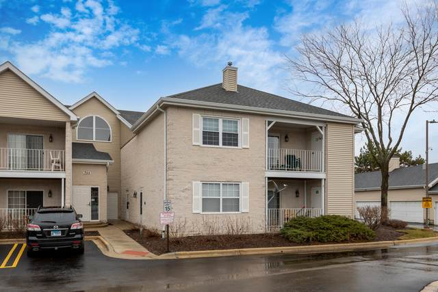 744 N Gary Avenue #214, Carol Stream, IL 60188 (MLS #11026432) :: Littlefield Group