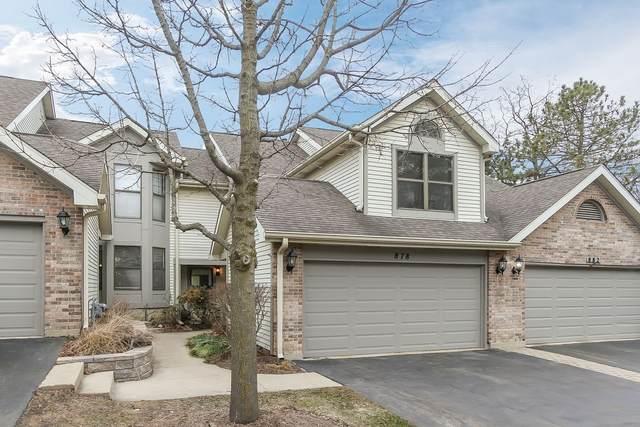 878 N Auburn Woods Drive, Palatine, IL 60067 (MLS #11026454) :: The Dena Furlow Team - Keller Williams Realty