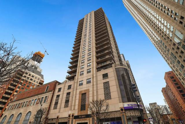 635 N Dearborn Street #1102, Chicago, IL 60654 (MLS #11026492) :: The Spaniak Team