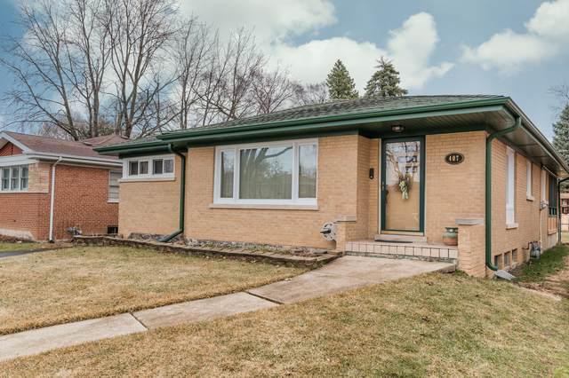 407 S Pine Street, Mount Prospect, IL 60056 (MLS #11026512) :: The Dena Furlow Team - Keller Williams Realty
