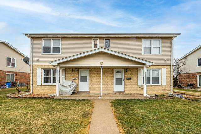 35 S La Londe Avenue 104B, Addison, IL 60101 (MLS #11026613) :: RE/MAX IMPACT