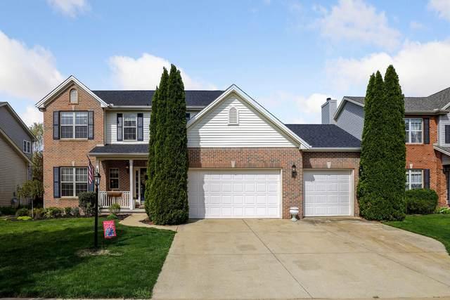 2111 Strand Drive, Champaign, IL 61822 (MLS #11026649) :: Jacqui Miller Homes