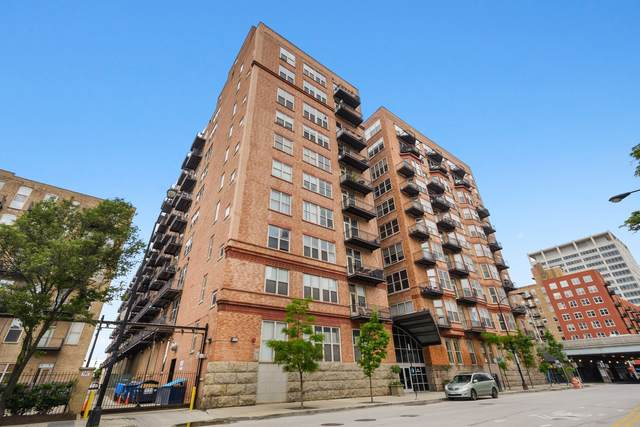 500 S Clinton Street #904, Chicago, IL 60607 (MLS #11026659) :: RE/MAX IMPACT